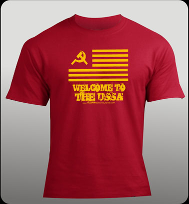 Patriot Graphics T-Shirt - USSA